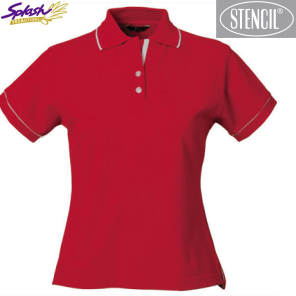 1152-Ladies Centennial Cotton Polo