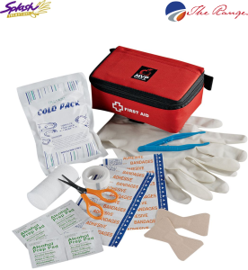 #1365 - Stay Safe Portable First Aid Kit