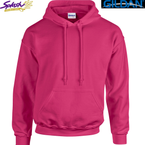 18500-Classic Fit Adult Hooded Sweatshirt