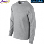 2400 - Ultra Cotton™ Adult Long Sleeve T-Shirt