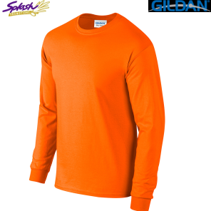 2400B - Ultra Cotton™ Youth Long Sleeve T-Shirt