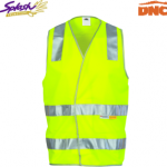 3803 - Day/Night HiVis Safety Vests