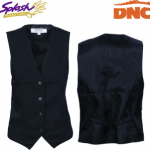 4302 - Ladies Black Vest