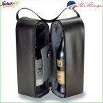 #9019 - Insulated Two Bottle Wine Carrier
