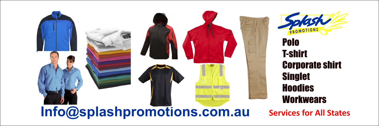 Apparels-Polo-Tee-Singlet-Corporate Shirt-Jacket-Hoodie