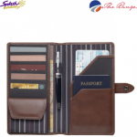 #CB1007 - Cutter & Buck Travel Wallet