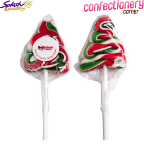 CCX003 - Christmas Tree Lollipop 70G