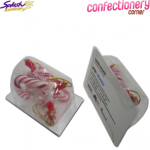 CCX005 - Biz Card Treats with Candy Canes X4