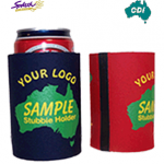 CDI-N01 - Printed Stubby Holder with Based & Taped