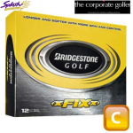 CGB-B12-FIX-3 - Bridgestone Xfix - 3 ball sleeves (Grade C)
