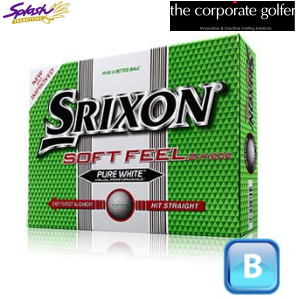 CGB-S12-SF-1 - Srixon Soft Feel - 1 ball boxes (Grade B)
