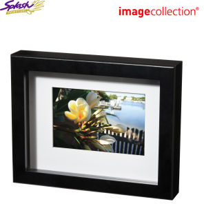 D303 Deluxe Timber Photo Frame