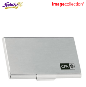 D509 - Econo Aluminium Card Holder