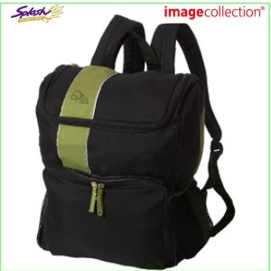 EC820 -Eco Recycled Deluxe Backpack