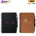 # G4021 - BIC® Executive Notebook - Screen Print