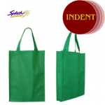 NON WOVEN BAG WITH GUSSET