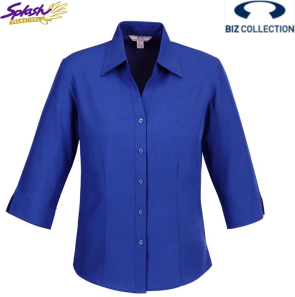 LB3600 - Ladies Oasis 3/4 Sleeve Shirt