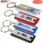 LL470 - Rectangular Flashlight Keytag