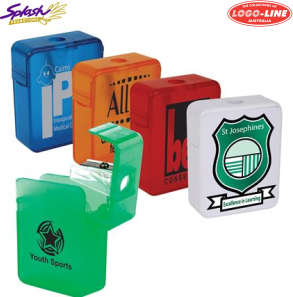 LL72 Rectangular Pencil Sharpener