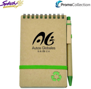 PC1018 - Recycled Notebook