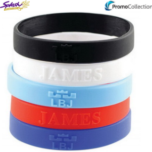 PCW013 - Embossed Wristband