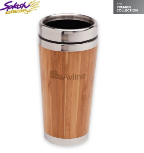 R5600 - Bamboo Travel Mug
