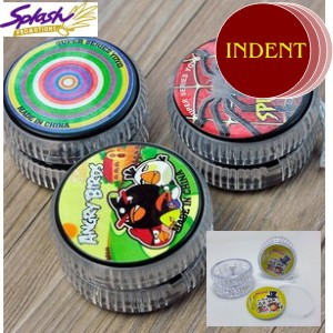 RSP-T Transparent YoYo (INDENT)