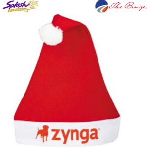#SM-2125RD Holiday Santa Hat - Red