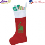 #SM-2127RD Holiday Stocking - Red