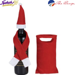 #SM-2197RD Holiday Vino Set - Red