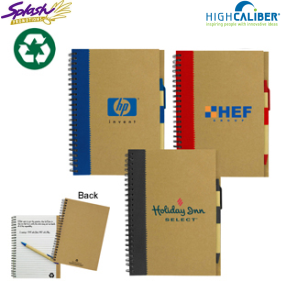 T-930 - Recycled Paper Notebook