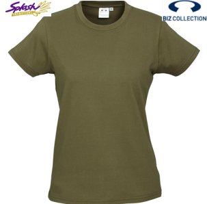 T10022-Ladies ICE Short Sleeve T Shirt