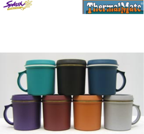 TM250 - ThermalMate 250 ml Thermal Mugs