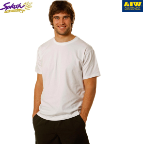 TS16-Mens Superfit Short Sleeve T Shirt