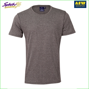 TS27 HIGH PERFORMANCE HEATHER TEE Men's