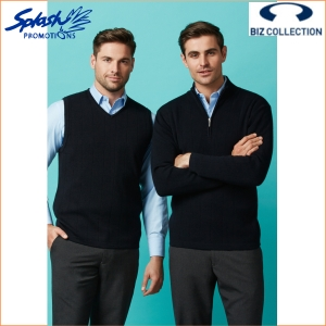 WP10310 MENS 80/20 WOOL-RICH PULLOVER
