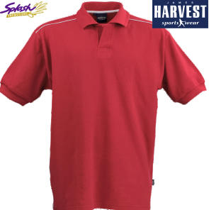 Webster -Mens Cotton Polo